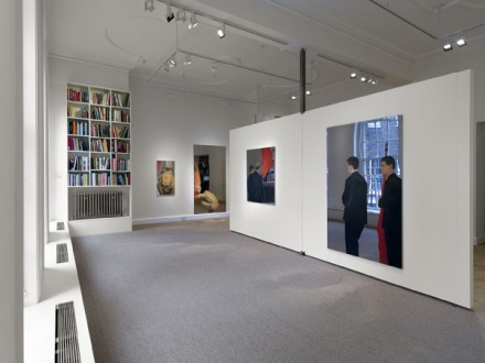 Michelangelo Pistoletto, Pistoletto Politico (Installation View), via Luxembourg and Dayan