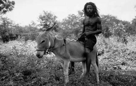 "Patrick Cariou photograph from his book ""Yes, Rasta"" via New York Times"