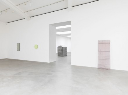 Rachel Whiteread, Detached (Installation View) © Rachel Whiteread. Courtesy Gagosian Gallery, Photo Mike Bruce 3