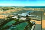 Rendering of Hamad International Airport, via Art Newspaper