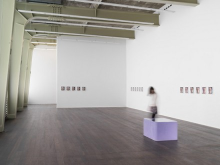 Roni Horn (Installation View), via Hauser and Wirth Zurich