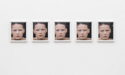 Roni Horn, Untitled (Weather), (2010—2011), via Hauser and Wirth