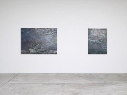 Sabine Moritz, Limbo (Installation View), via Marian Goodman