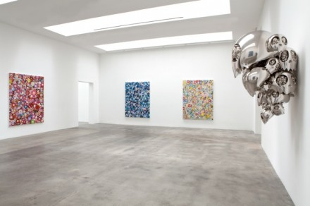 Takashi Murakami, Arhat (Installation view), 2013 Blum & Poe, Los Angeles ©2013 Takashi Murakami/Kaikai Kiki Co., Ltd. All Rights Reserved. Image courtesy of the artist and Blum & Poe, Los Angeles