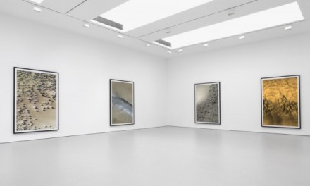 Thomas Ruff, m.a.r.s. (Installation View), via David Zwirner