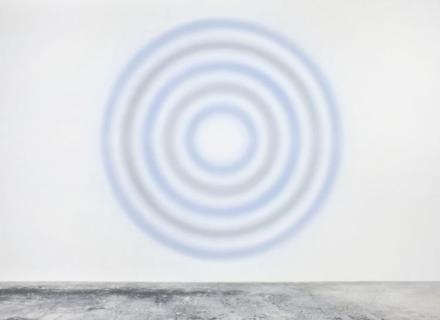Ugo Rondinone Ersterfebruarzweitausendunddreizehn (2013), via Almine Rech