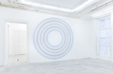 Ugo Rondinone, Pure Moonlight (Installation View), via Almine Rech