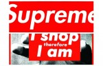 A Juxtaposition of Work by Supreme and Barbara Kruger, via Complex