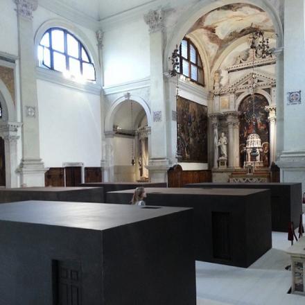 Ai Weiwei, S.A.C.R.E.D. (Installation View) (2013)