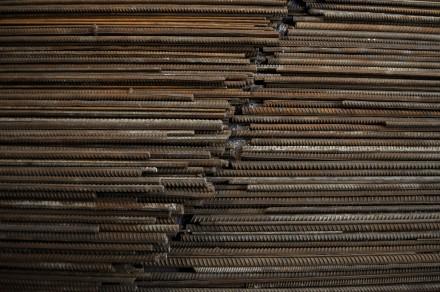 Ai Weiwei, Straight (Detail) (2008-2012)