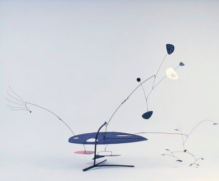 Alexander Calder, Baby Flat Top (1946), courtesy of Pace London