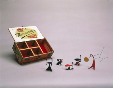 Alexander Calder, Louisa's 43rd Birthday Present (1948), courtesy of Pace London