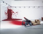 Anish Kapoor: Shooting Into the Corner, via The Guardian