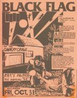 Black Flag Poster, via MOCA