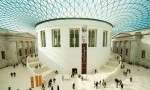 British Museum's Great Court, designed by Richard Rogers, via The Guardian