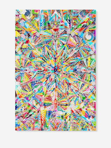 Damien Hirst, Forbidden Fruit (2012-3), via White Cube Hong Kong