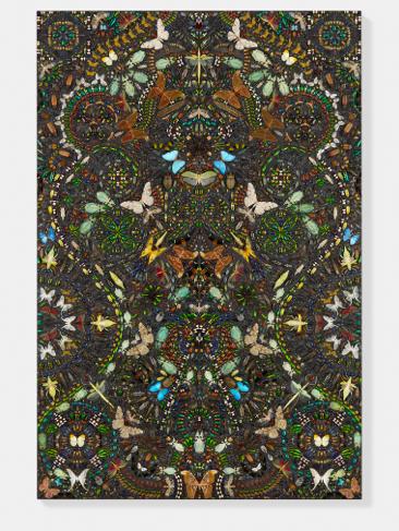 Damien Hirst, Ptolomea (2012), via White Cube Hong Kong