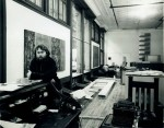Donald Judd at 101 Spring Street, via Financial Times