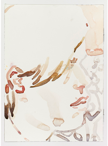 Elizabeth Peyton, Klara (December 2012) (2013), via Gavin Brown's Enterprise