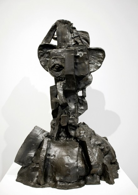 George Condo, Constructed Head, (2012), Copyright George Condo / ARS (Artists Rights Society), New York, 2013 via Sprueth Magers