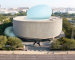 Hirshhorn Bubble, via Washington Post