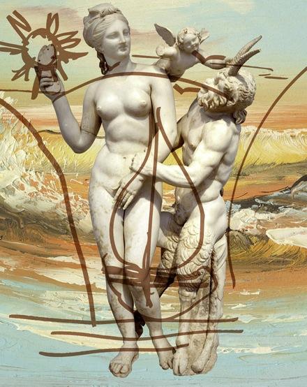 Jeff Koons, Antiquity 1, (2009-2011), © Jeff Koons. Courtesy Gagosian Gallery