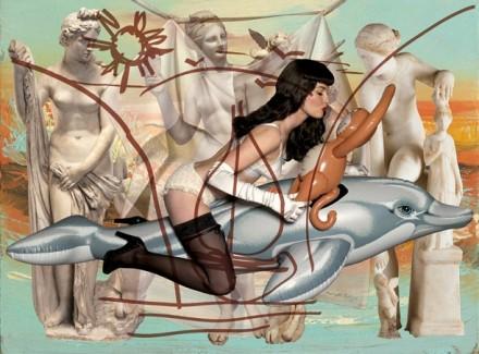 Jeff Koons, Antiquity 3, (2009-2011), © Jeff Koons. Courtesy Gagosian Gallery