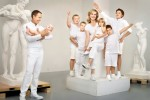 Jeff Koons and Family, via NY Magazine