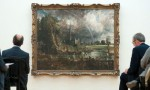 John Constable's Salisbury Cathedral from the Water Meadows