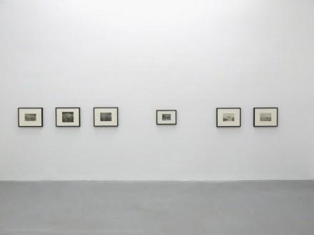 John Stezaker (Installation View), via Petzel Gallery