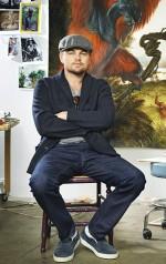 Leonard DiCaprio, via Art Info
