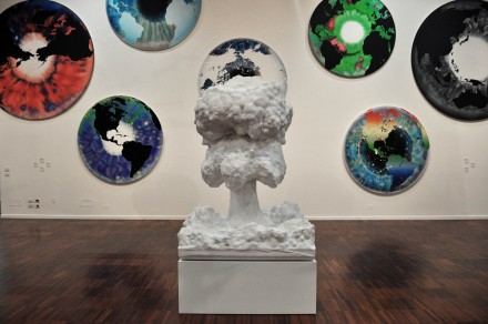 Marc Quinn, Upshot Knothole Grable and The Eye of History