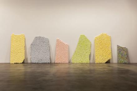 Mika Rottenberg, Texture 1–6, (2013), via Magasin 3