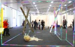 NADA New York Art Fair at Basketball City