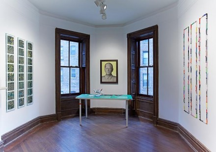 Out of Memory (Installation View), courtesy of Marianne Boesky Gallery