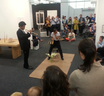 A Performance Presented by SculptureCenter