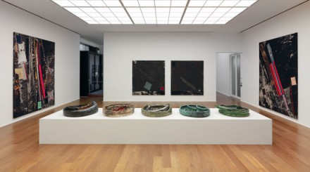 Sterling Ruby, EXHM (Installation View), via Hauser and Wirth