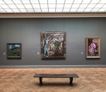 The Met's new galleries, via The New Yorker