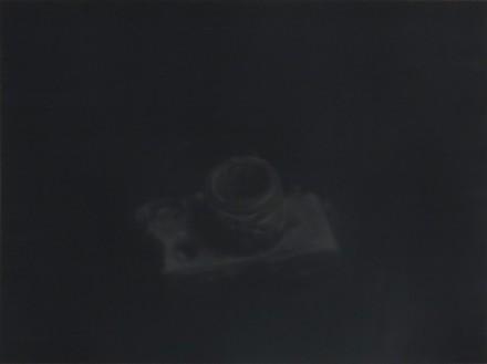 Troy Brauntuch, Mark's Camera 2 (2013), via Petzel Gallery