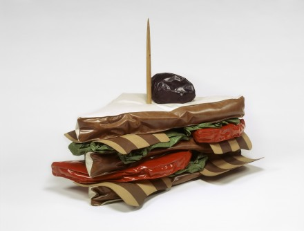 Claes Oldenburg, Giant BLT, 1963. Photo: David Heald, Solomon R. Guggenheim Foundation, Image courtesy of MoMA