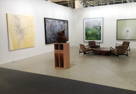Art Basel 2013 booth images
