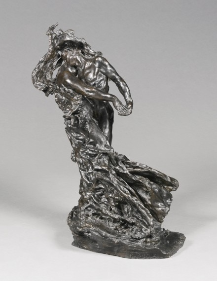 Camille Claudel, La Valse, Premier Version (1893), via Sotheby's