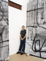 Christopher Wool, via Interview
