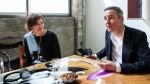 Dries Van Noten and Elizabeth Peyton, via Financial Times