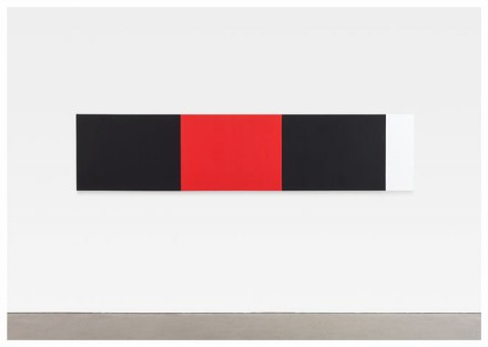 Ellsworth Kelly, Four Panels (2012), via Matthew Marks Gallery