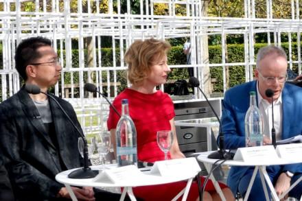 Fujimoto, Peyton-Jones, and Obrist, via Bloomberg