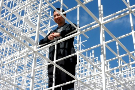 Fujimoto on his design, via Bloomberg