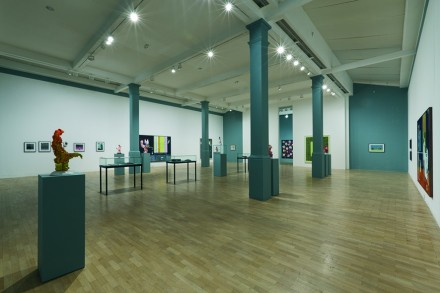 Gert & Uwe Tobias (Installation View), via Whitechapel Gallery