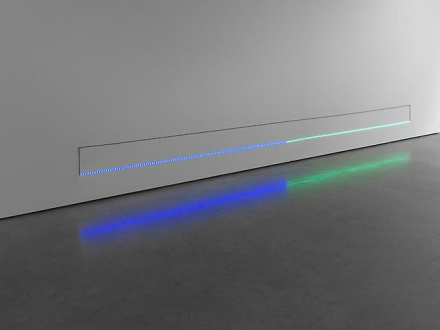 Haroon Mirza, Untitled (2013), via Lisson Gallery