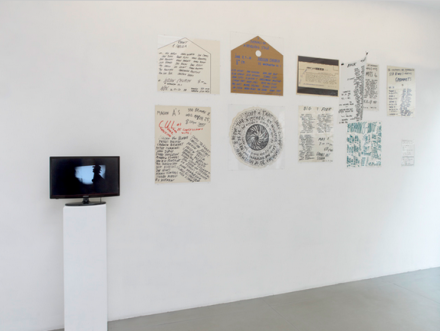 Jean Dupuy, The Collective Years (Installation View), via Galerie Louevenbruck